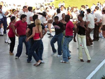 dancing like a Cuban