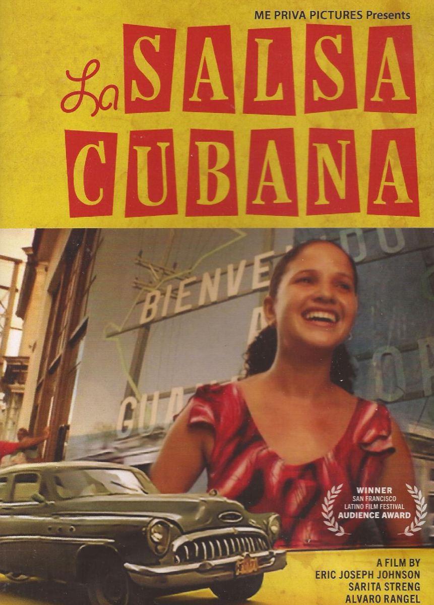 """Sesión de preguntas con Eric Johnson y Sarita Streng, codirectores del documental """"La salsa cubana"""""""