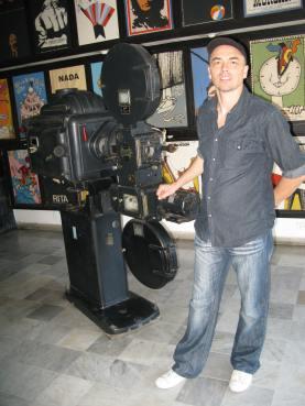 DirectorEricJohnsonInHavana