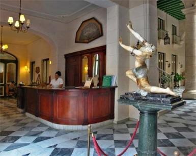 LOBBY HOTEL FLORIDA